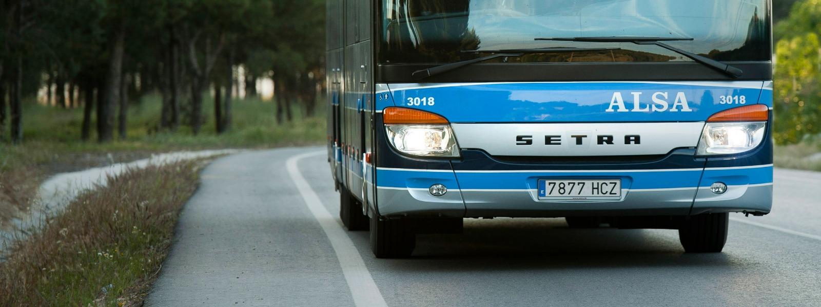 ALSA necesita personal en toda España: conductores, mecánicos, agentes de ventas, etc.